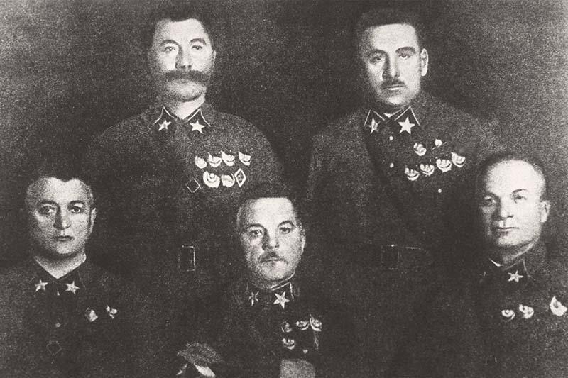 расстрельный список. и Егорова