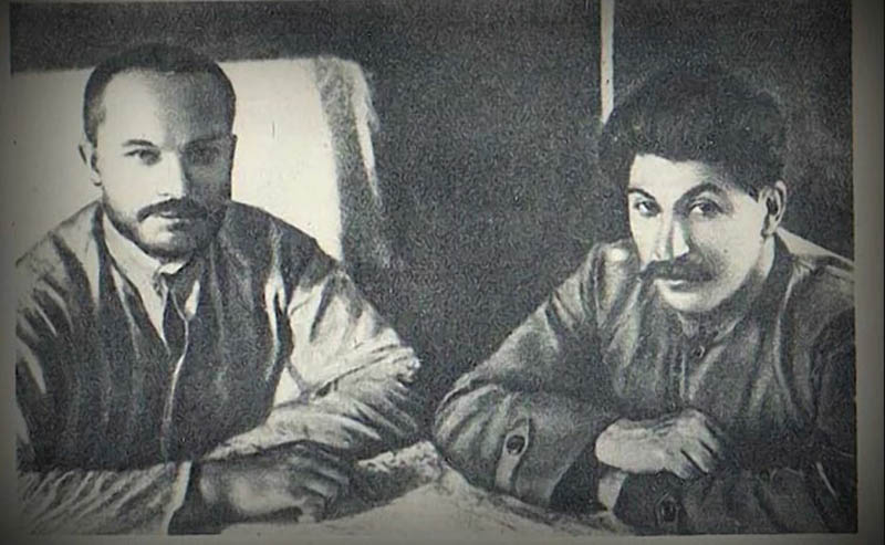 Приближенный к вождю  Егоров Александр Ильич