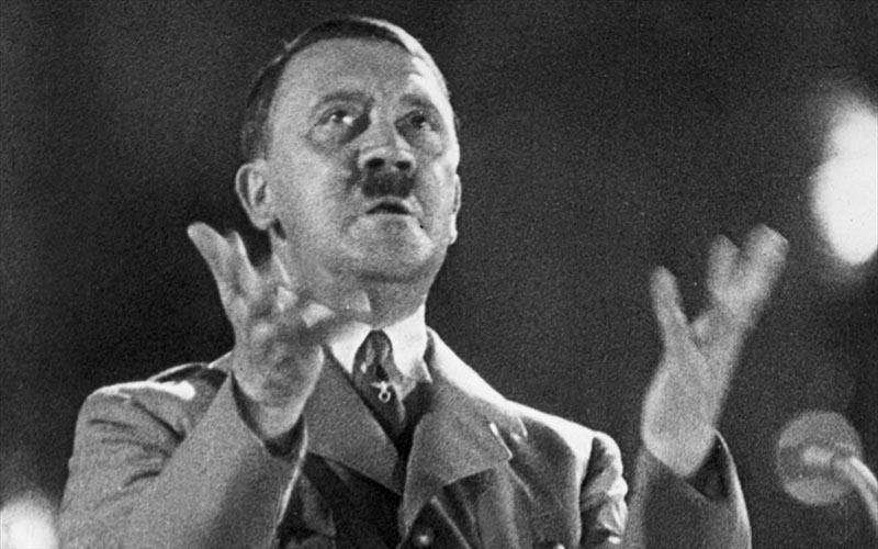 в 1919 году Гитлера продвинули НРП