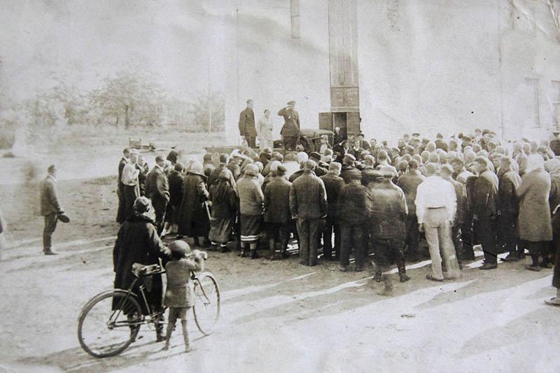 на Кубани 21 июля 1918 года произошел бой за железнодорожную станцию Кисляковская