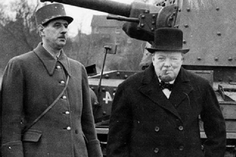 Почему Де Голль открыто выступил против передачи золота