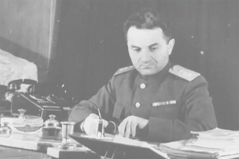 Что было дальше, и как появился маршал Худяков