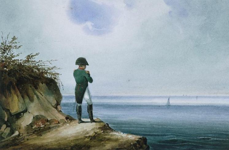 Наполеон на острове