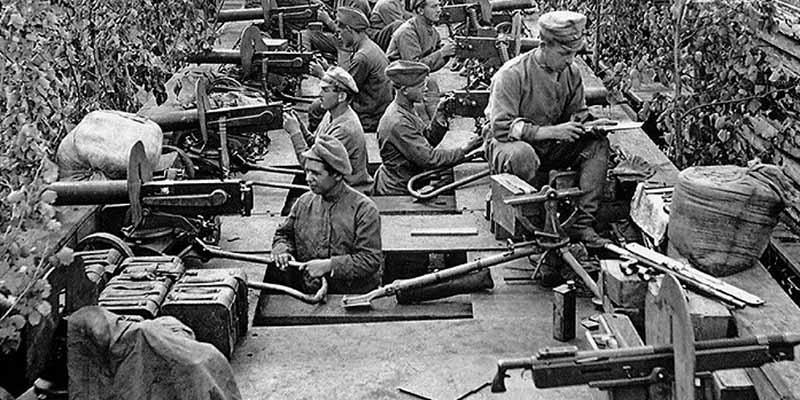 Чехословацкий корпус стал боевым подразделением, выступающим на стороне России