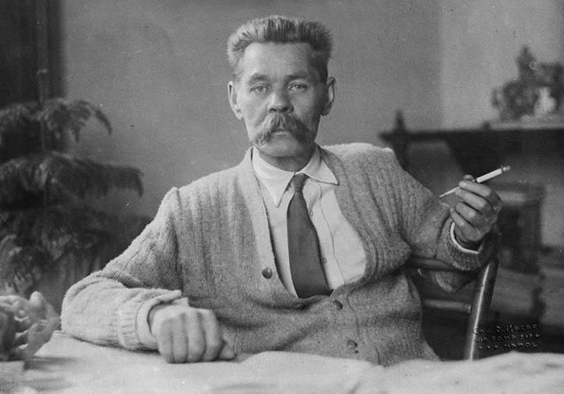 Любовь к роскоши Горького