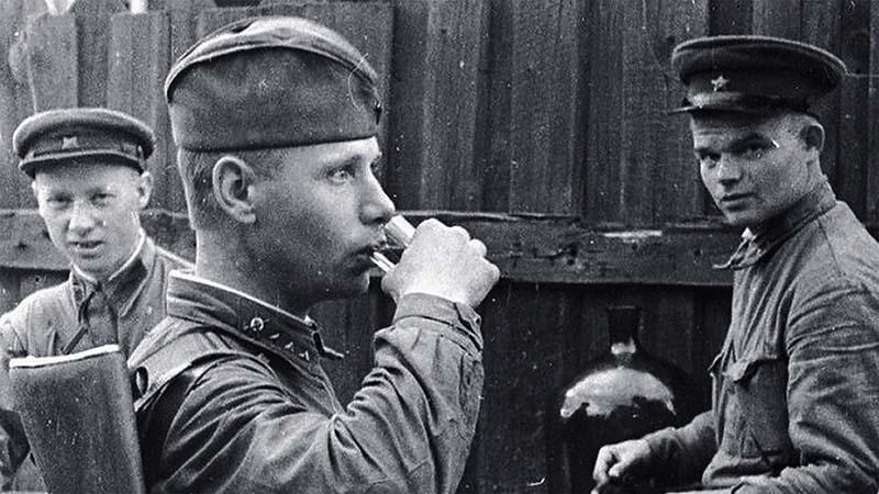 100 наркомовских граммов стали выдавать в начале 1940 года