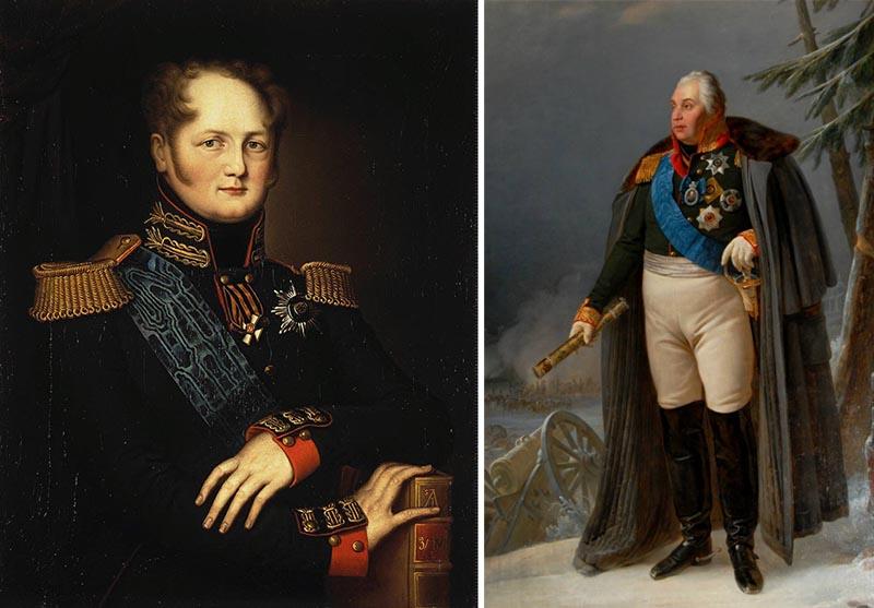 Отношения с Александром I и смерть Кутузова