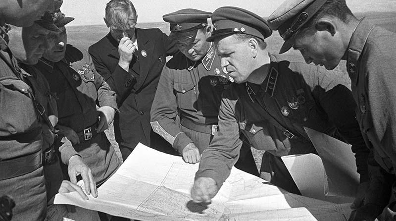 Отношения Монголии и СССР