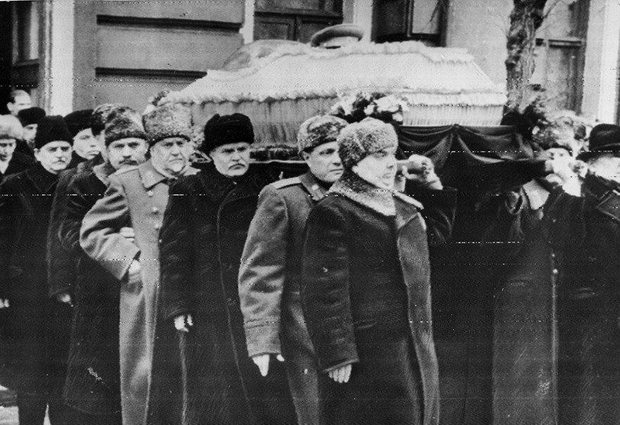 Погребальная процессия