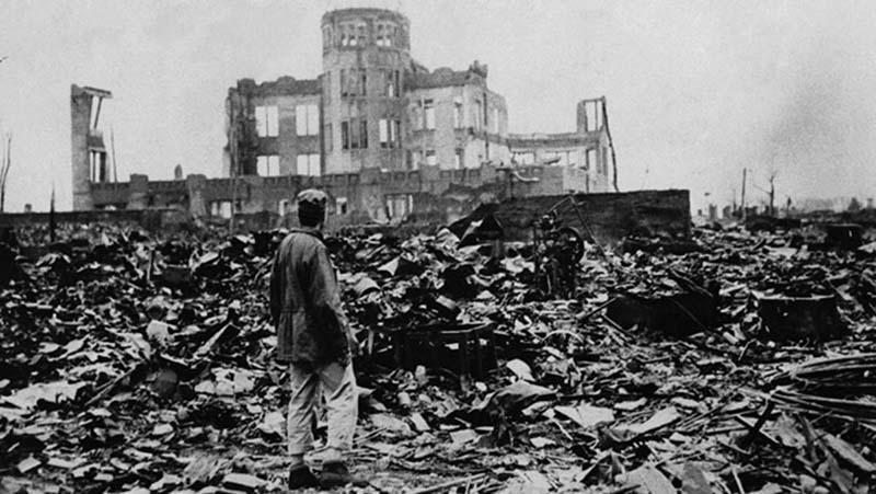 Американский президент Гарри Трумэн в мае 1945 года получил список нескольких городов Японии
