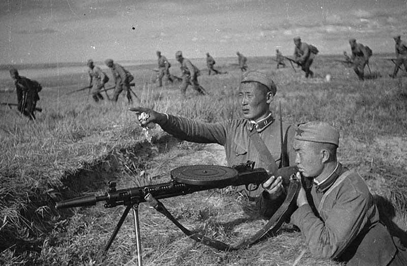 СССР и Монголия