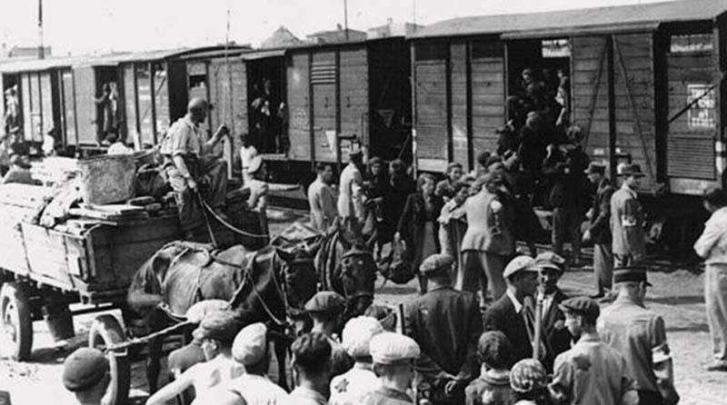 Переселение калмыков в 1943