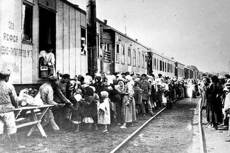 Сталинская депортация народов во времена Великой Отечественной войны