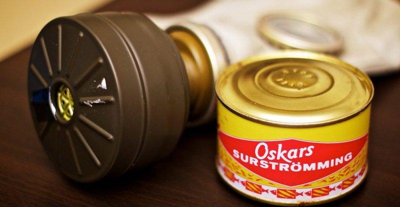 Квашеная консервированная селедка — сюрстремминг