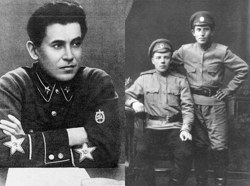 Арест Ежова