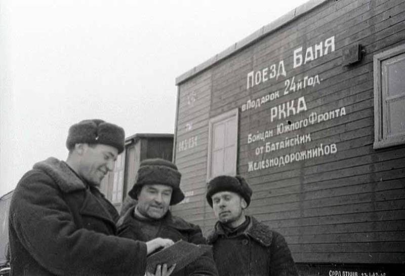 Быт солдат рабоче-крестьянской Красной Арми