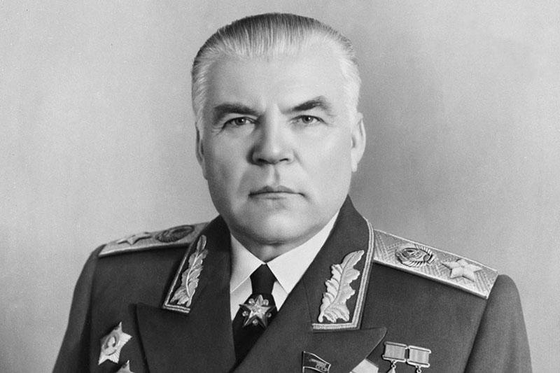 маршал Родион Малиновский