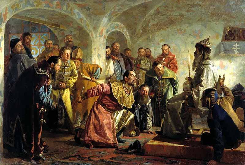 дворяне на руси
