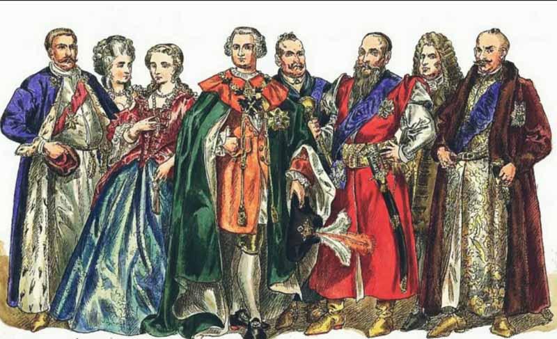 столбовые дворяне — это только те, что были записаны в специальные «Столбцы» до наступления 1613 года