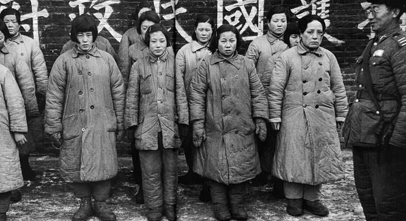 Японцы в ходе Второй Мировой войны особенно развернулись на оккупированных ими территориях Азии