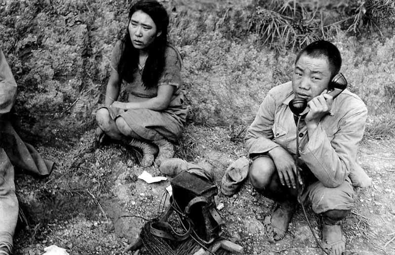 Японские солдаты и офицеры, принимавшие самое активное участие во Второй Мировой войне