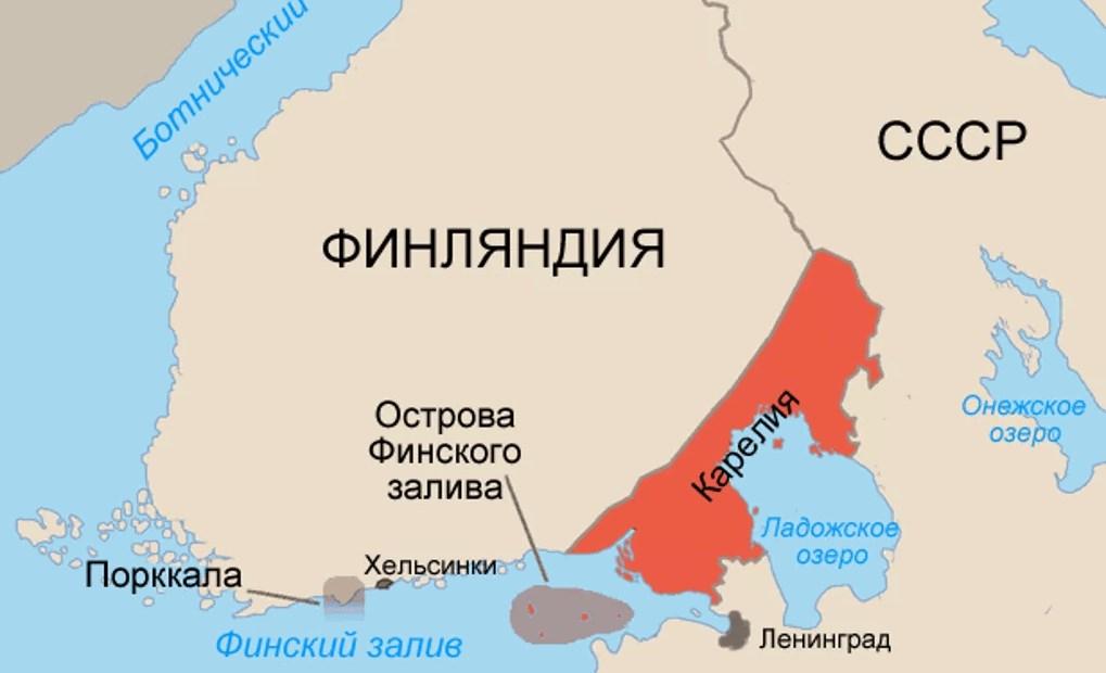СССР вернул Финляндии ее автономность
