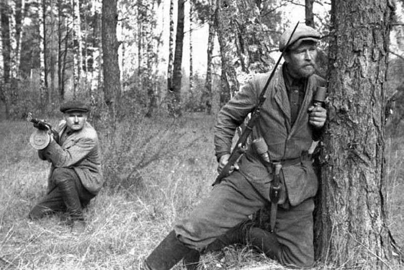 «Комаринскими» мужиками называли тех, кто проживал в Комарицкой области