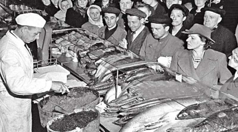 Контрабанда рыбы из ссср