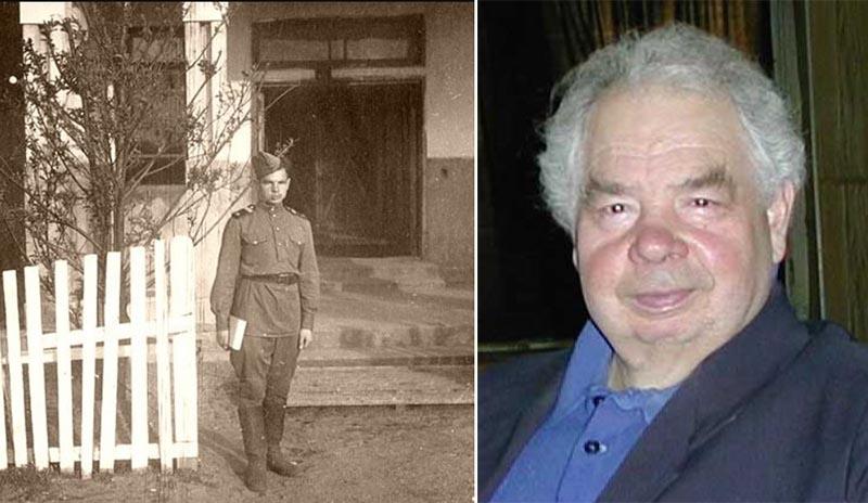 Олег стал трудиться в институте в Харькове.