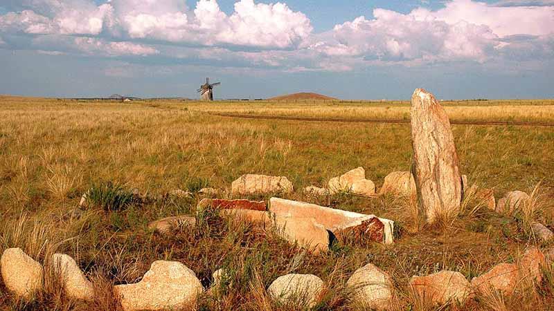Аркаим был духовным центром Сибири и Урала.