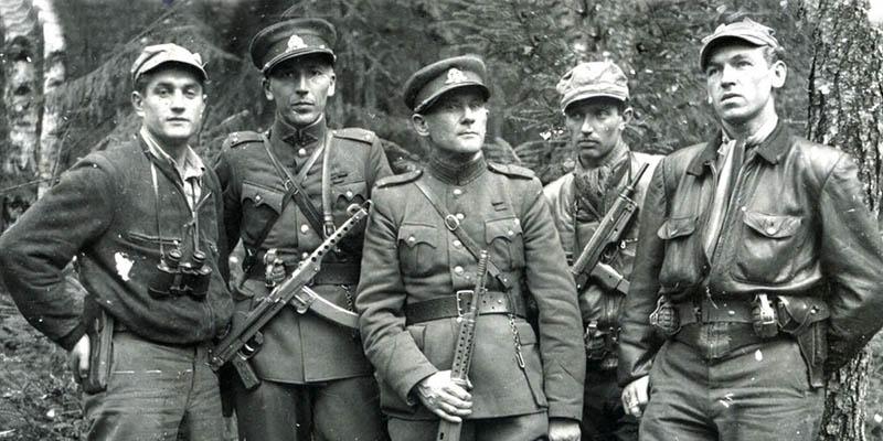 За 4-летний период, когда была оккупирована Псковская область, немцы уничтожили свыше 4000 тысяч людей