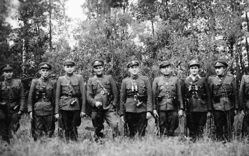 Латышские добровольцы