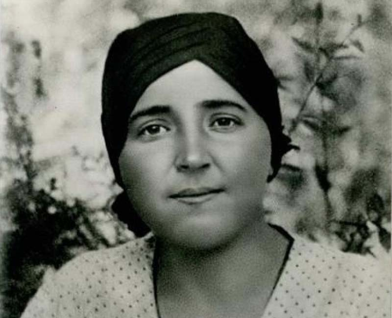 Надежда Аллилуева — жена Сталина