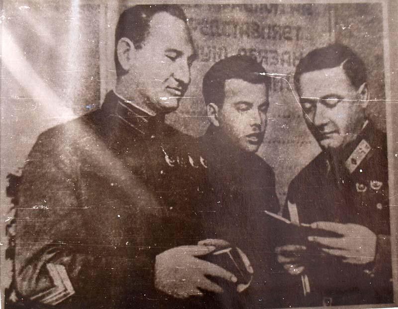 Сражения Ефремова и его пропажа