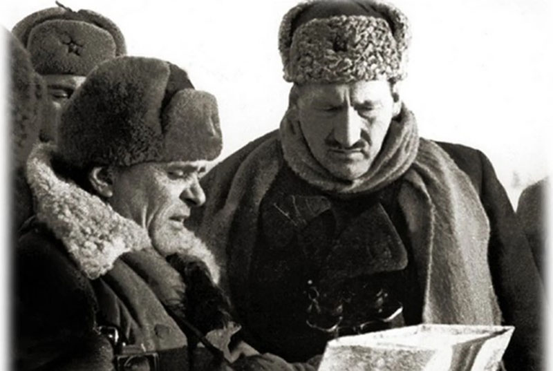 Генерал-лейтенант Ефремов Михаил Григорьевич