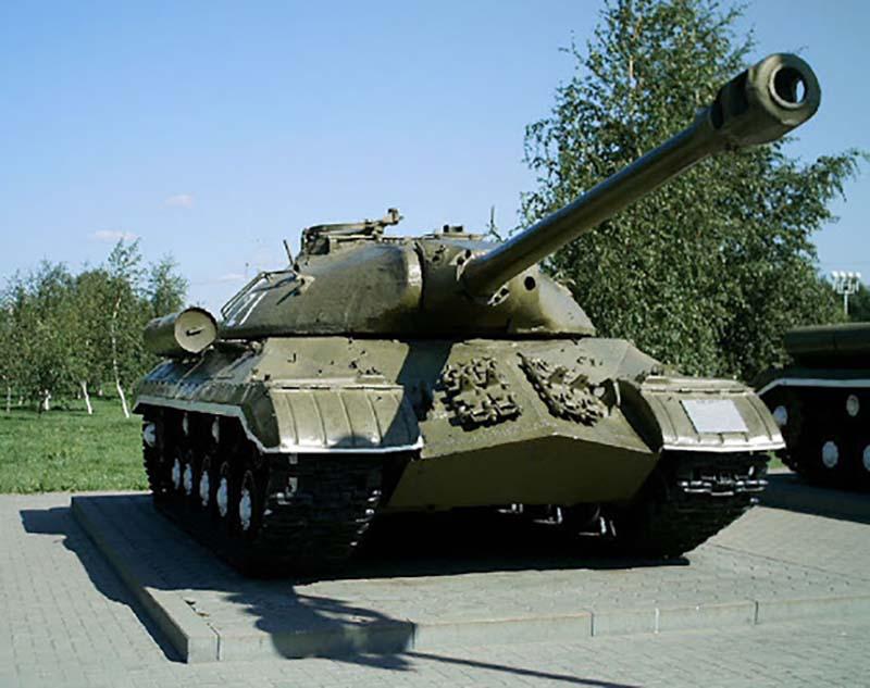 в 2014 году «ИС-3» применяли в военных действиях, развернувшихся под Ульяновкой, расположенной в ДНР.