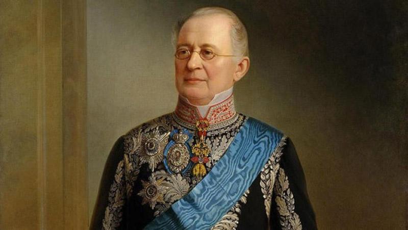 катазаки побывал чиновником в свите министра иностранных дел Александра Горчакова