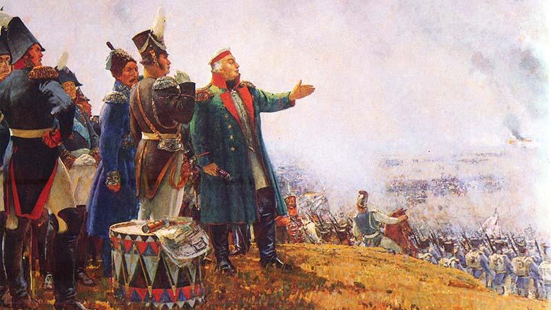 Английское вложение в войну с Наполеоном