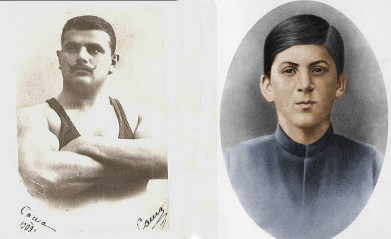 дружба Игнаташвили и Сталина