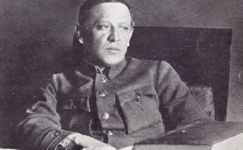 Симон Петлюра — главный украинский атаман, который был убит в Париже.