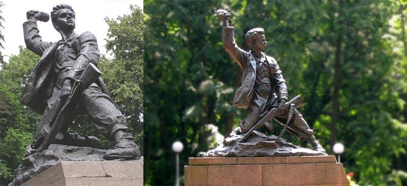 Спустя двадцать один год после гибели Марата Ивановича Казея, 8 мая 1965 года, ему присвоили звание Героя Советского Союза. Посмертно.