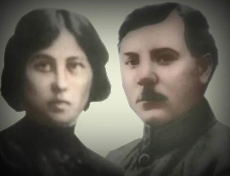 Ворошилова была вместе с Климентом во время Гражданской войны