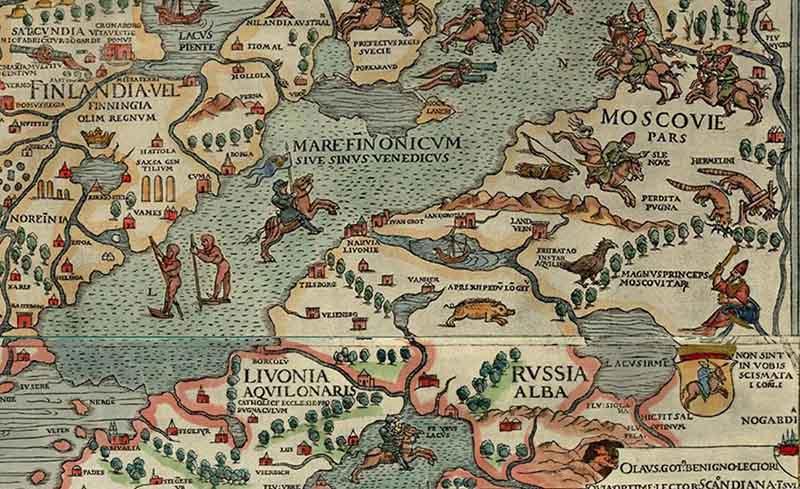 После оккупации Литва почти полностью прекратила свое существование, была только Литовско-Виленская губерния.