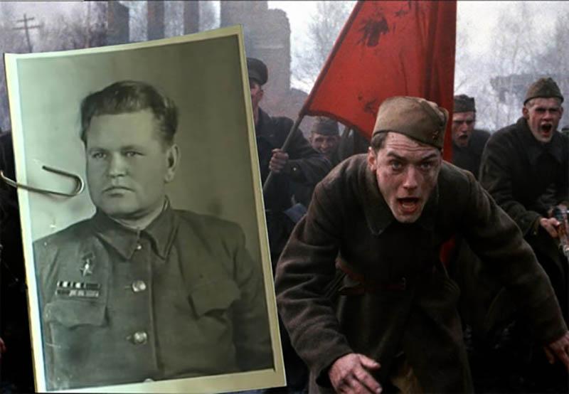 Василий Зайцев — известный снайпер