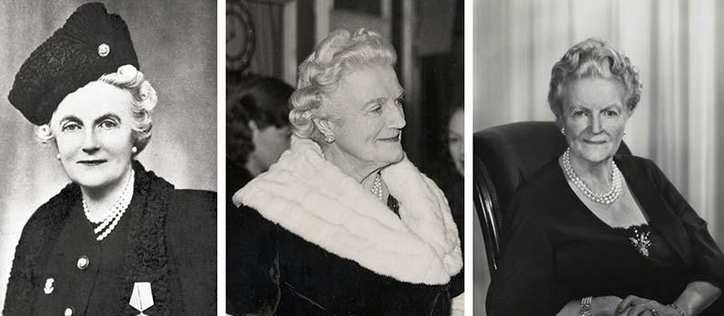 Супруга Черчилля, Клементина