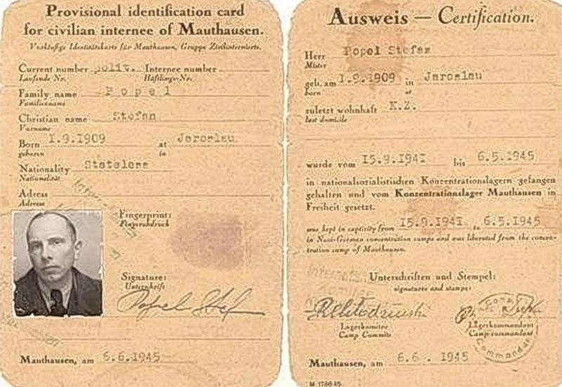 Бандера был гражданином Германии, причем всю жизнь