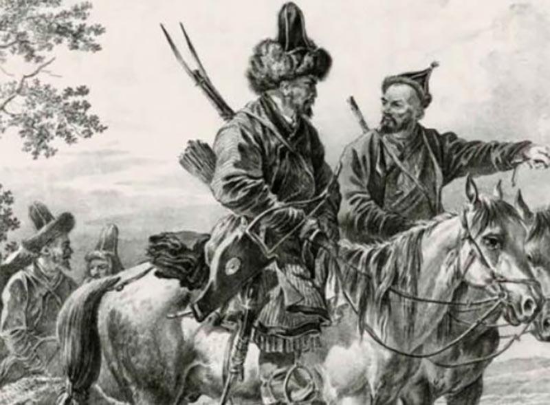 Казакам, которые жили на сибирской и дальневосточной территории, приходилось эмигрировать в Китай.