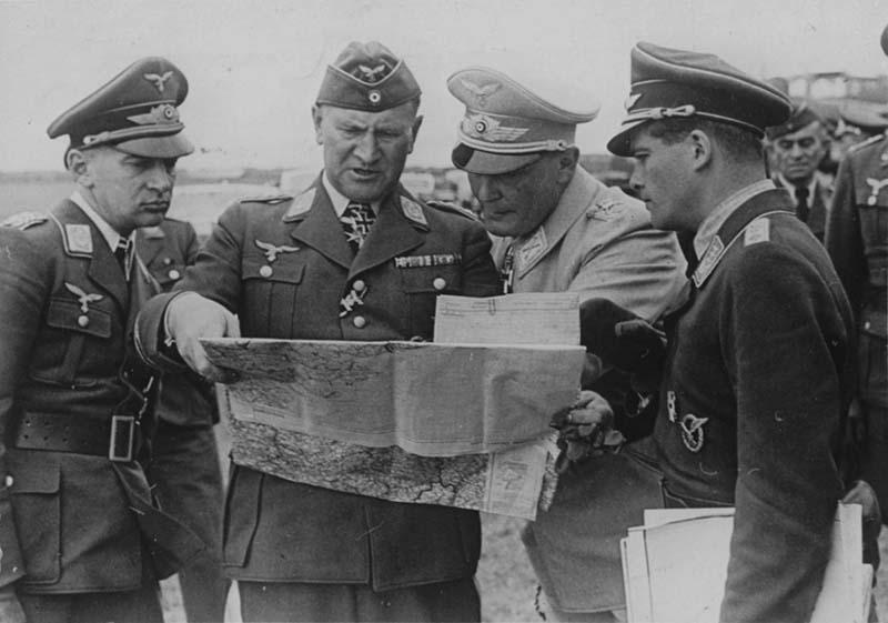 Немцы обучались в Липецкой авиашколе