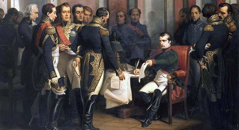 Почему не стали казнить  Наполеона