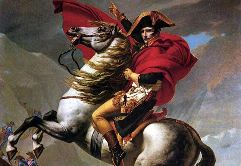 Наполеон хотел завоевать всю Европу, но все-таки проиграл антифранцузской коалиции